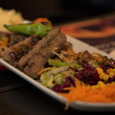 Grilled Kofte / Sultanahmet Kofte