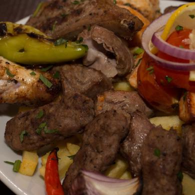 Mixed Grill ( Karisik Izgara) (for 2)